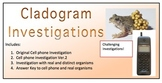 3 different cladogram investigations into 1 set - includes