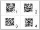 3-digit Subtraction Open Santa's Presents with QR codes