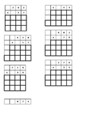 3- digit by 2-digit multiplication
