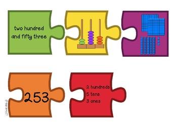 3 digit number puzzles