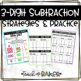 3 digit subtraction with regrouping (within 1000)