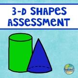 3-Dimensional Shapes Assessment Kit