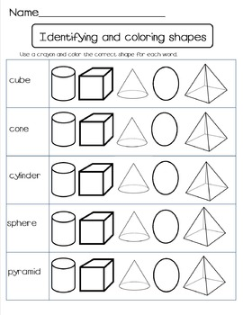 3-dimensional shape assessment