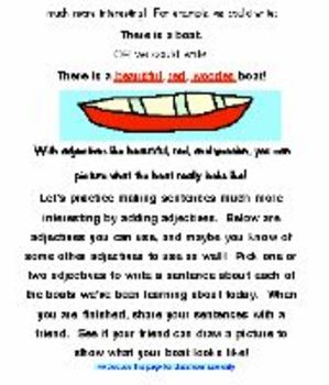 3 full days for 2nd Grade/Fun with 2's; Butterflies; Boats