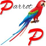 3 in 1 Parrot Jigsaw Puzzles Scissor Skills Practice & Problem solving