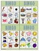 3-in-1 Short Vowel Bingo Game Set