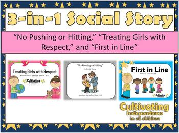 3-in-1 Social Story Bundle