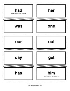 3-letter vocabulary spelling sight words cards for prek primary kindergarten