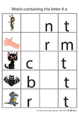 3 letter word phonics worksheets Freebies