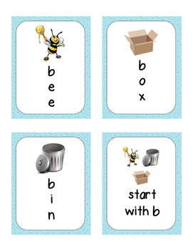 read with your class: 3 letter words that start with b