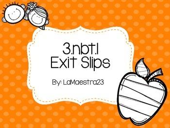 3.nbt.1 exit slips