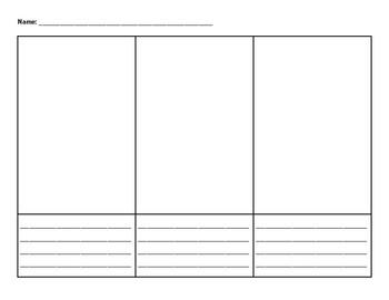 3 panel comic strip