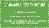 3-paragraph Informational Essay Outline