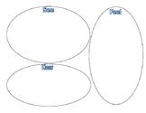 3 senses graphic organiser