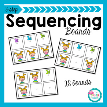 3-step Sequencing Boards