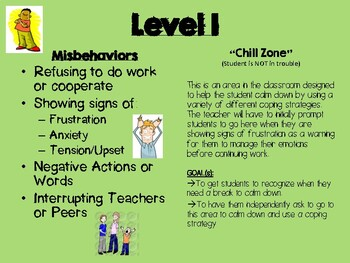 3-tier Behavior Management System for Your Classroom