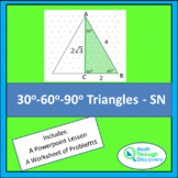 30-60-90 Triangles - SN