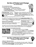 30 - An Era of Protest & Change - Scaffold/Guided Notes (Filled-In Only)