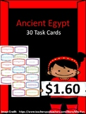 30 Ancient Greece Task Cards