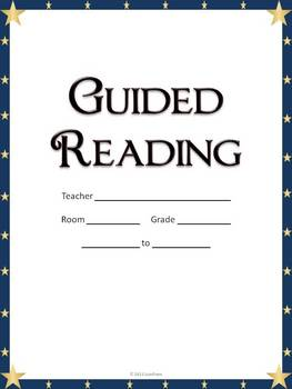 30 Binder Covers for Teachers -Gold Stars
