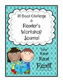 30 Book Challenge / Readers Workshop Journal