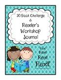 30 Book Challenge / Readers Workshop Journal