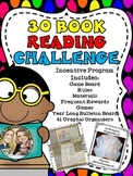 30 Book Reading Challenge Incentive Program