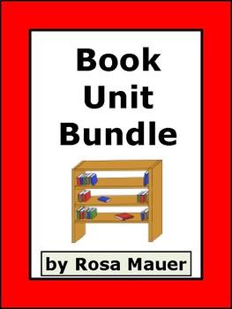 Book Study Units HUGE Bundle