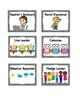 30 Classroom Jobs that will make a classroom a community - Chevron Pattern