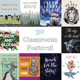 30 Classroom Posters