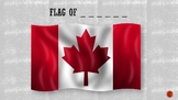 30 Colorful flashcards game about country flags and maps w