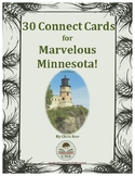 30 Connect Cards for Marvelous Minnesota!