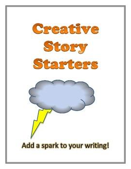 30 Creative Story Starters
