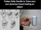 30 Daily Doodle Drawing prompts