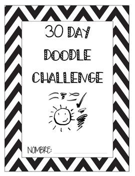 30 Day Doodle Challenge