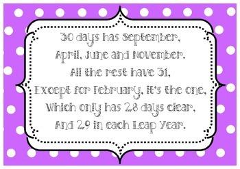 30 Days has September Poster