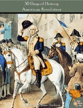 30 Days of History: American Revolution