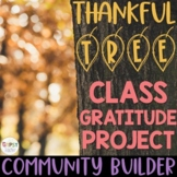 30 Days of Thankful:: A Thankful Tree Craftivity