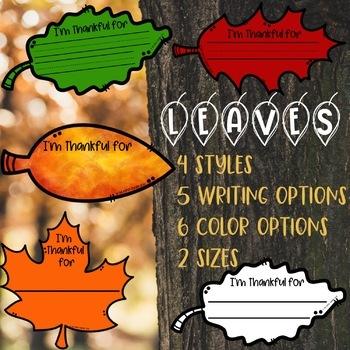 30 Days of Thankful:: A Thankful Tree Craftivity