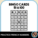 30 Different Double-Sided Pre-Made French BINGO Cards 51 t