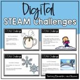 47 Digital Winter STEAM Challenges for Kindergarten and Grade One