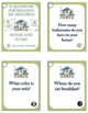 30 ESL - ELL conversation starters and speaking prompts - House and Home