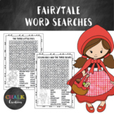 30 Fairy Tale Word Searches