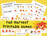 30 Fall Harvest Games Download. Games and Activities in PD