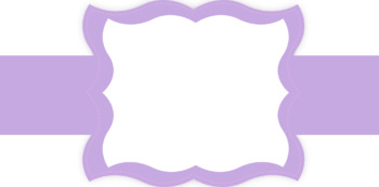 30 Fancy Frames - Blue, Teal, Pink, Tan, Purple, Gold and Silver Glitter
