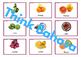 30 Fruits Indonesian Vocabulary Flashcards (4 sets) | Buah | Bahasa Indonesia