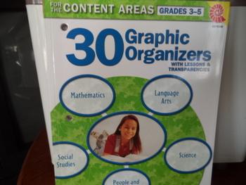 30 GRAPHIC ORGANIZERS   ISBN 978-1-4258-0391-9