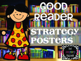 30 Good Reader Strategy Posters