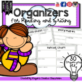30 Graphic Organizers for Reading, Writing and Projects