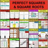 30 INTEGERS Task Cards Compare Order Positive Negative Sta